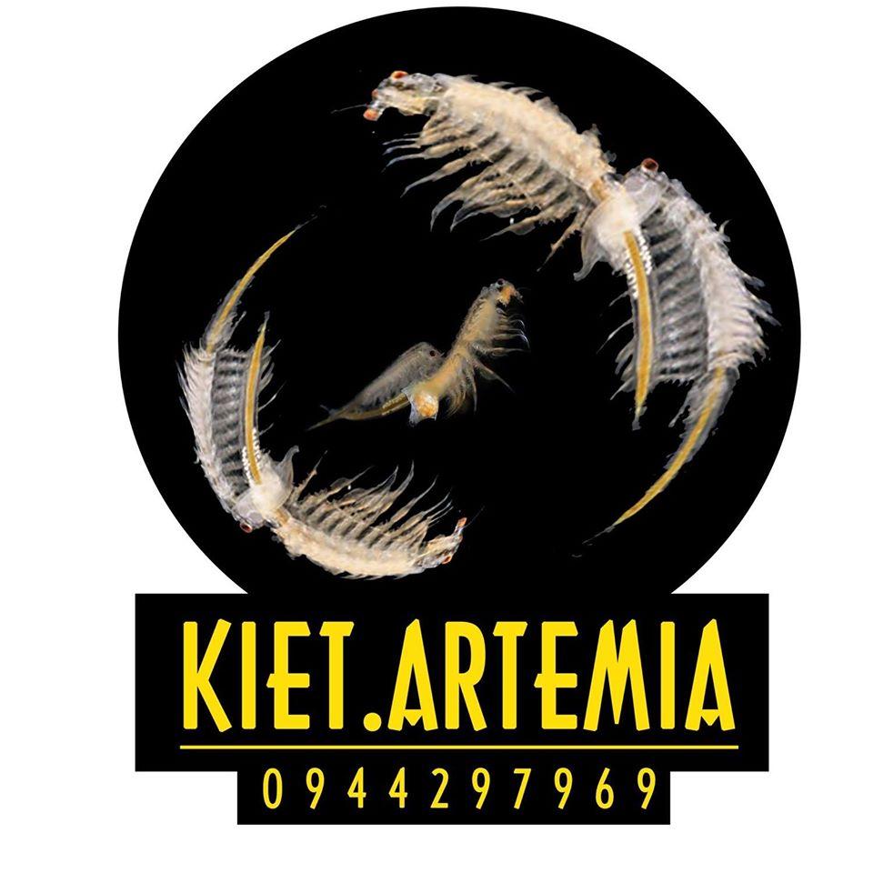 Kiệt artemia sinh khối